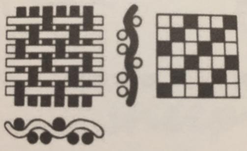 綾織組成の画像