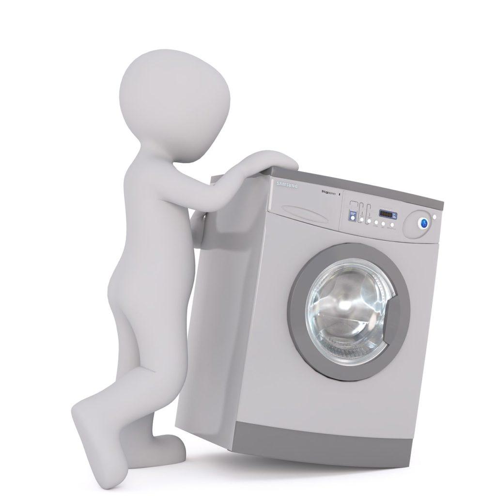 お手入れ洗濯イメージ