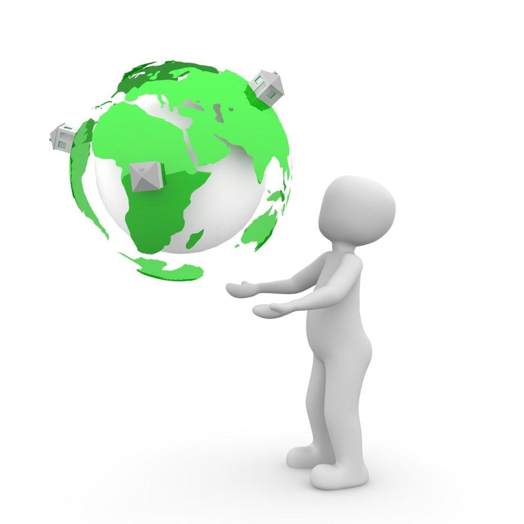 環境保護のイメージ