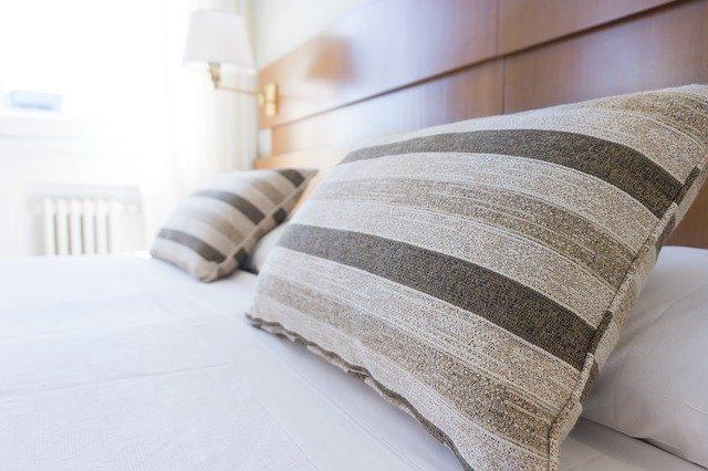 枕と布団カバー