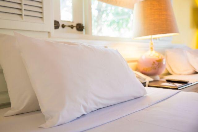 固定ページ用の枕の画像
