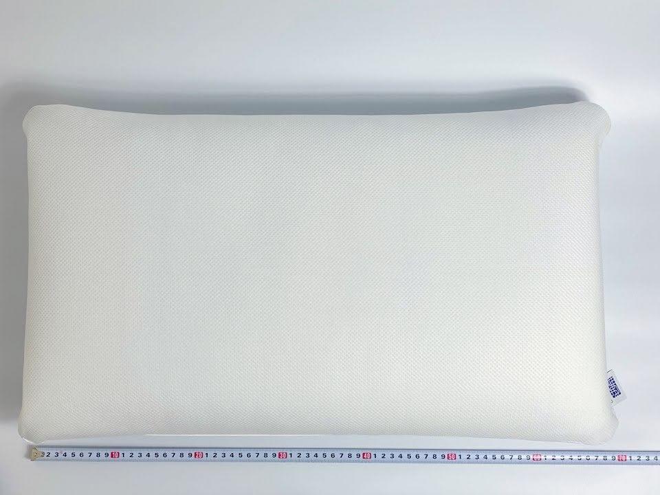 エアウィーヴピローS-LINE横幅