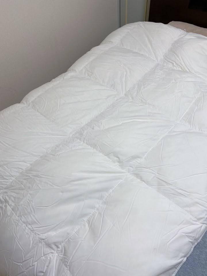 和雲をベッドにセット2